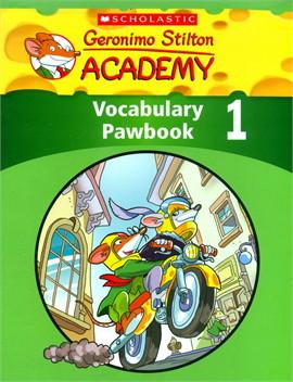 Geronimo Stilton Vocab PawBook Level 1