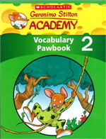 Geronimo Stilton Vocab PawBook Level 2