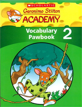 Geronimo Stilton Vocab PawBook Level 2