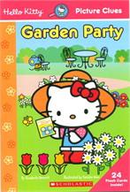 HELLO KITTY PIC GARDEN PARTY