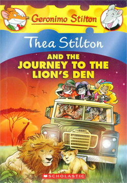 TS17 THEA STILTON AND THE JOURNEY