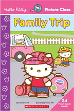 HELLO KITTY PIC READER FAMILY TRIP