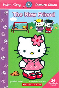 HELLO KITTY PIC READER THE NEW FRIEND
