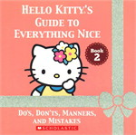 HELLO KITTY'S GUIDE TO EVERYTHING (B2)