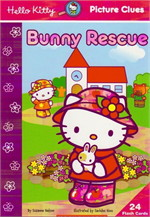 HELLO KITTY PIC READER BUNNY RESCUE