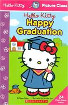 HELLO KITTY PIC READER HAPPY GRADUATION