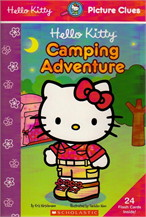 HELLO KITTY PIC CAMPING ADVENTURE
