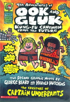 The Adventures of Ook and Gluk Kung-Fu