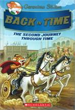 Geronimo Stilton Special Back in Time