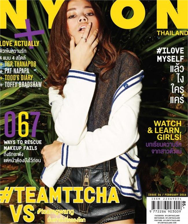 NYLON Thailand issue 36 ก.พ.59