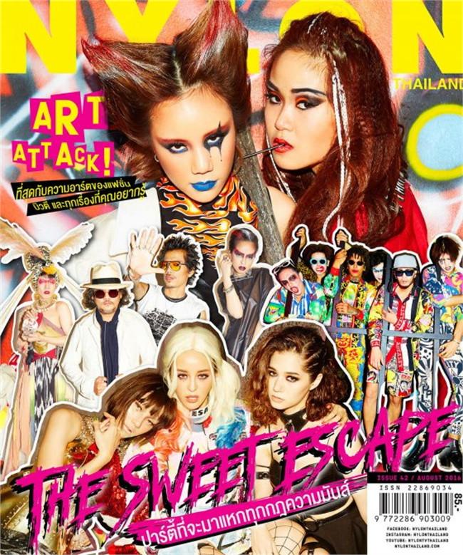 NYLON Thailand issue 42 ส.ค.59