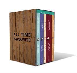All Time Favourite 2 BOX SET (5 เล่ม) ปกใหม่