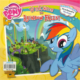 MY LITTLE PONY: Welcome To RAINBOW FALLS