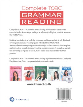 Complete TOEIC Grammar and Reading