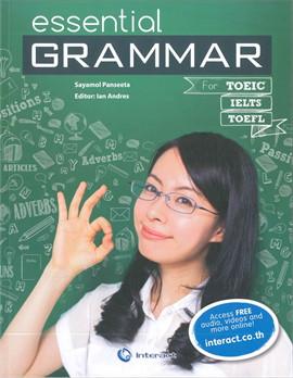 Essential Grammar TOEIC-IELTS-TOEFL