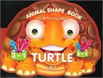 หนังสือกิจกรรมรูปสัตว์ : เต่า : TURTLE