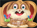 หนังสือกิจกรรมรูปสัตว์ : กระต่าย : RABBI