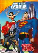 JUSTICE LEAGUE UNLIMITED:AMAZING HEROES