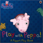 Peppa Pig: Play with Peppa Hand Puppet
