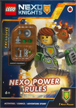 Lego: Nexo Power Rules Lego Nexo Knights