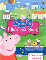 Peppa Pig: Hide-and-Seek: A Search and Find Book