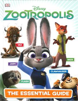 Disney Zootropolis Essential Guide