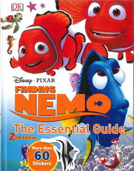 Disney Pixar Finding Nemo The Essential Guide