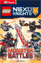 LEGO? NEXO KNIGHTS: Monster Battles