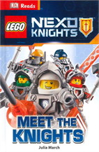 Lego Nexo Knights: Meet the Knights