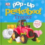 Pop-up Peekaboo Tractor