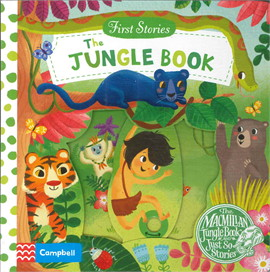 First stories the jungle book