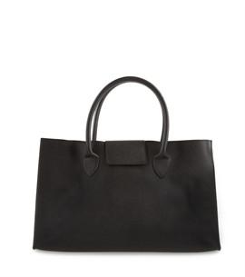 กระเป๋าหนัง(เล็ก)สีดำ No.1