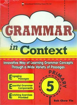 P5 Grammar In Context