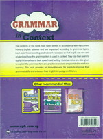 P6 Grammar In Context