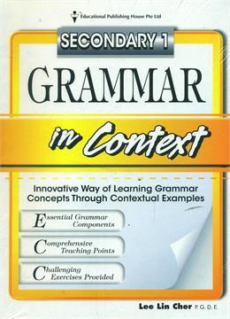 S1 Grammar in Context