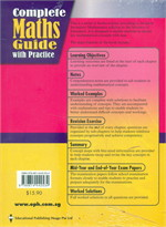 S1 Complete Maths Guide with Practice