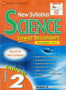 Lower Secondary New Syllabus Science V.2