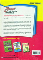 Lower P. English Creative Writing Skills