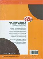 P1 New English Grammar and Vocabulary