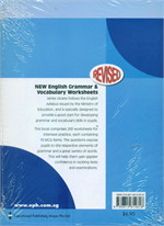 P3 New English Grammar and Vocabulary