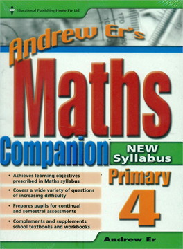 P4 Andrew Er's Maths Companion