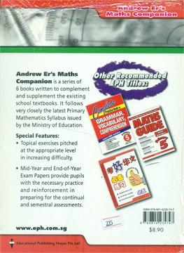 P5 Andrew Er's Maths Companion