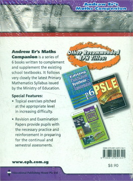 P6 Andrew Er's Maths Companion