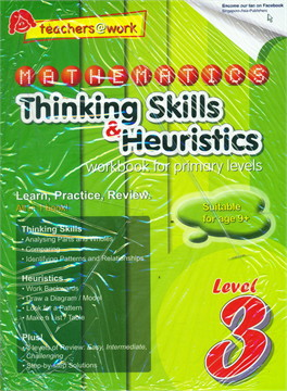 Maths Thinking Skills & Heuristics P3