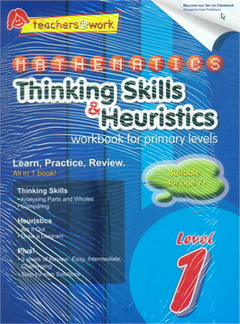 Maths Thinking Skills & Heuristics P1