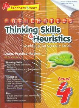 Maths Thinking Skills & Heuristics P4