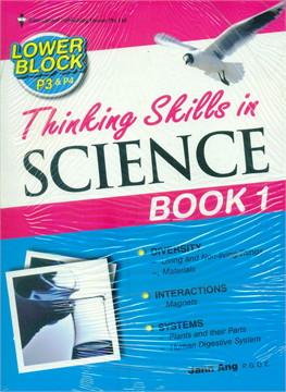 Lower Block Thinking Skills in Science 1
