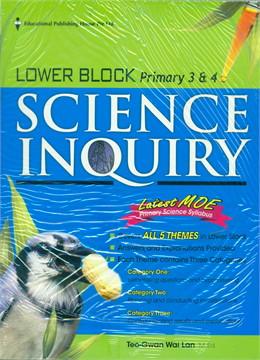 Lower Block Science Inquiry