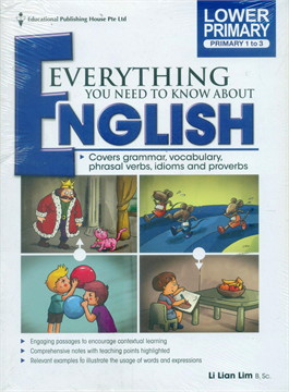 Everything You Need to Know English