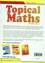 S1N(A) Topical Maths (New Syllabus)